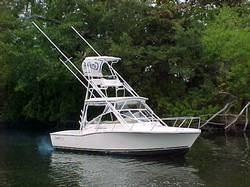 photo of 28' Carolina Classic Express Fisherman