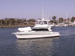 photo of 43' Riviera Convertible