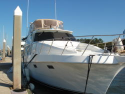 photo of  57' McKinna Motor Yacht