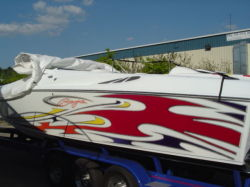 photo of 33' Baja 33 Outlaw