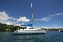 photo of 42' Fountaine Pajot Venezia