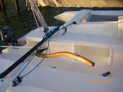 photo of  24' Corsair Sprint 750