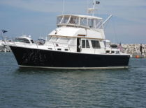 photo of 43' Sabreline Trawler