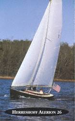 photo of 26' Herreshoff Alerion 26